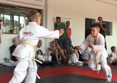Bodenkampf Kinder Kampfsport Selbstverteidigung 1