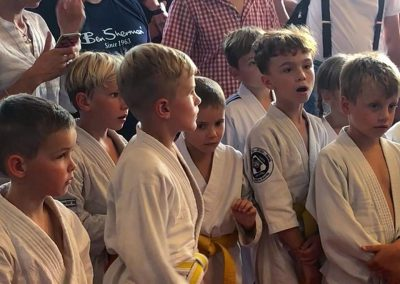 Bodenkampf Kinder Kampfsport Selbstverteidigung 3