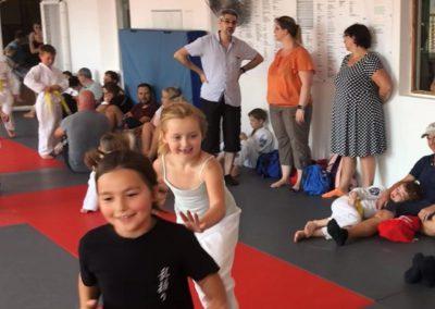 Bodenkampf Kinder Kampfsport Selbstverteidigung 9