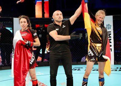 MMA Weltmeisterschaft 2019 Anna Gaul Bild 4