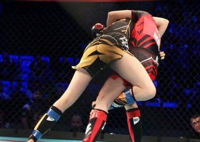 MMA Weltmeisterschaft 2019 Anna Gaul Bild 6