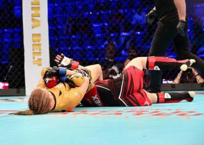 MMA Weltmeisterschaft 2019 Anna Gaul Bild 7