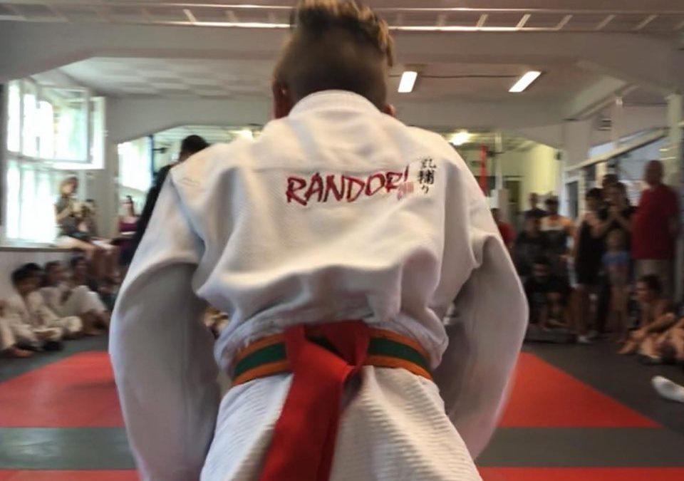 Randori-Pro Kindertunrier 09/19 Nachbericht