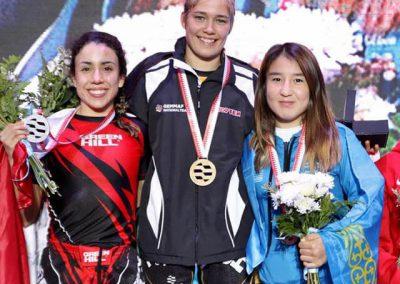 MMA Weltmeisterschaft 2019 Anna Gaul Bild 10