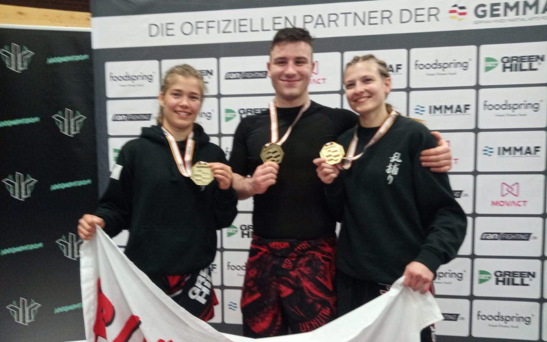 Süddeutsche Meisterschaft im MMA