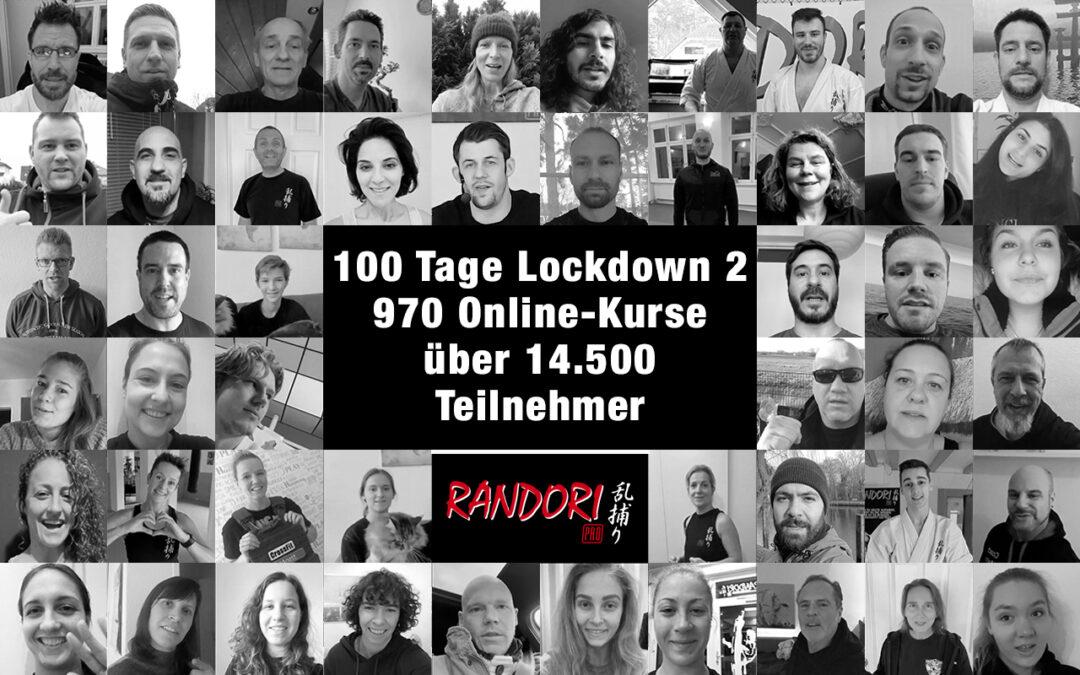 100 Tage Lockdown – wir ziehen Bilanz
