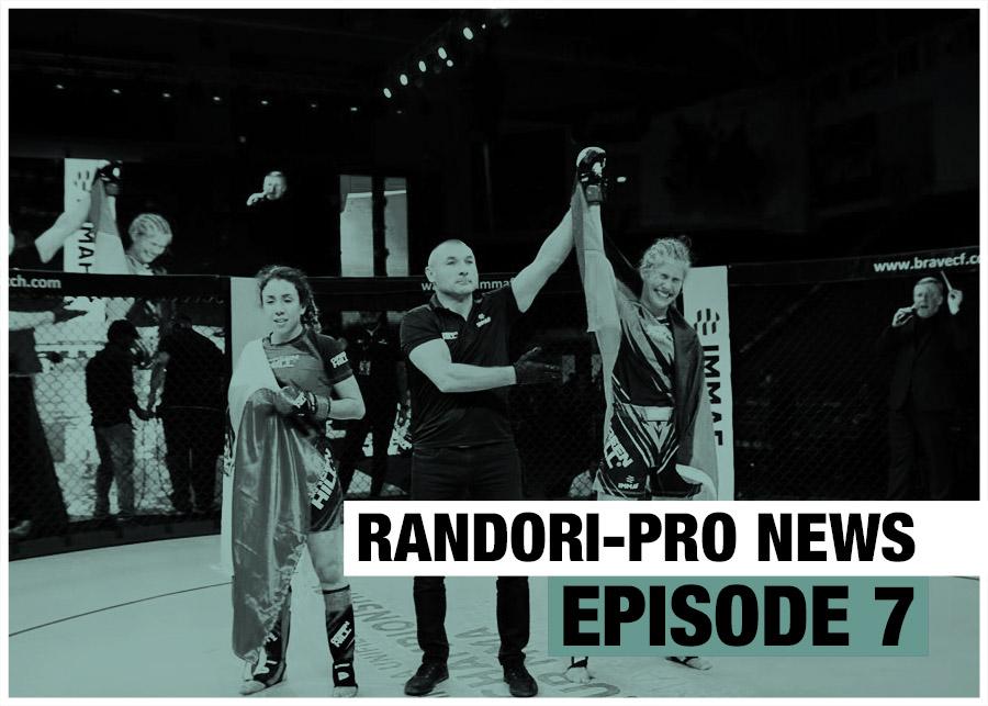 Randori-Pro News Episode 7